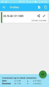 500vpn screenshot 3