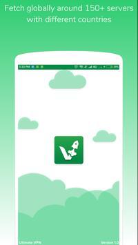 VPN APP - PRIVATE VPN MASTER GIVES HIGH SPEED VPN poster
