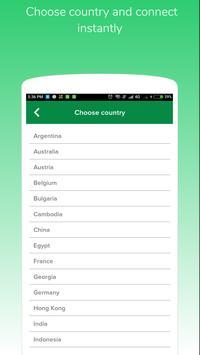 VPN APP - PRIVATE VPN MASTER GIVES HIGH SPEED VPN screenshot 2