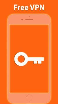 Free VPN poster
