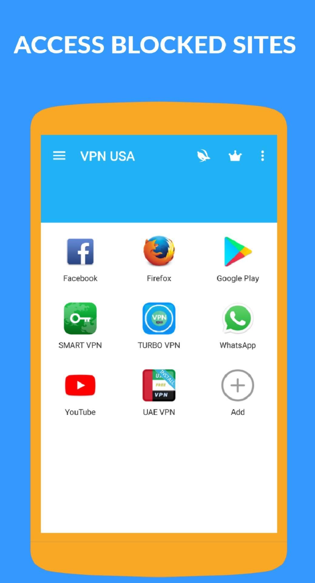 Strange Vpn Host App