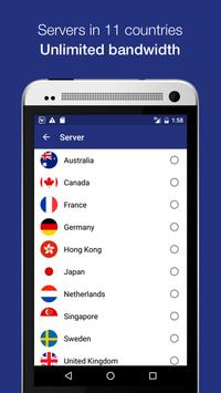 VPN Shield - Unblock Web APK apk screenshot