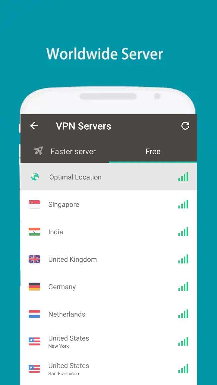 VPN UGANDA - A Fast, Unlimited, Free VPN Proxy for Android - APK