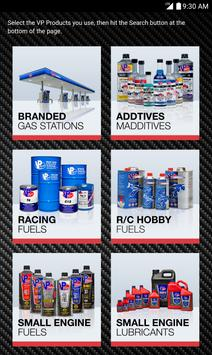 VP Racing Fuels Finder for Android - APK Download