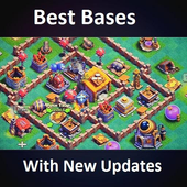 Best Bases for Clash Clans icon
