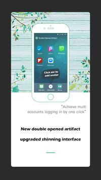 Multiple Accounts Login(App Cloner) screenshot 1