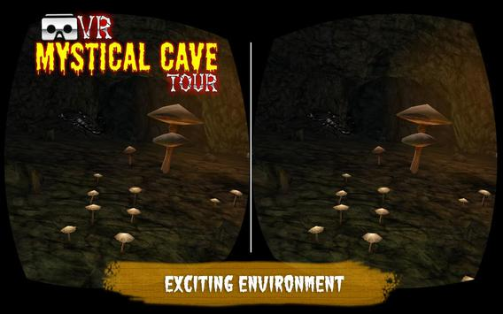 VR Mystery Cave poster