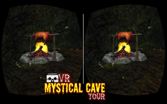 VR Mystery Cave apk screenshot