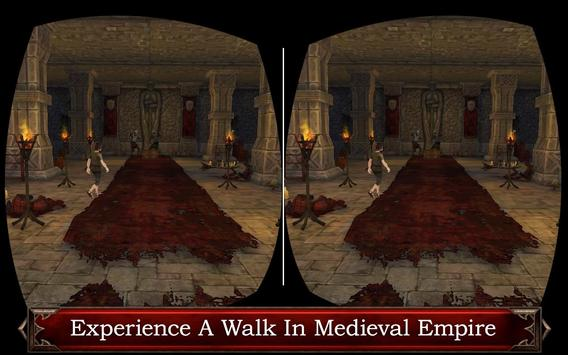 VR Medieval Empire Tour poster