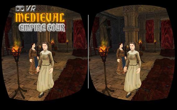 VR Medieval Empire Tour apk screenshot
