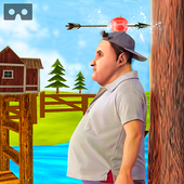 VR Archer Fruit Shooting icon