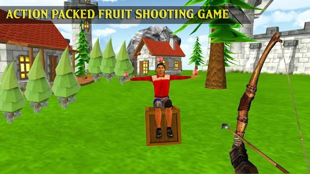 VR Archer Fruit Shooting poster