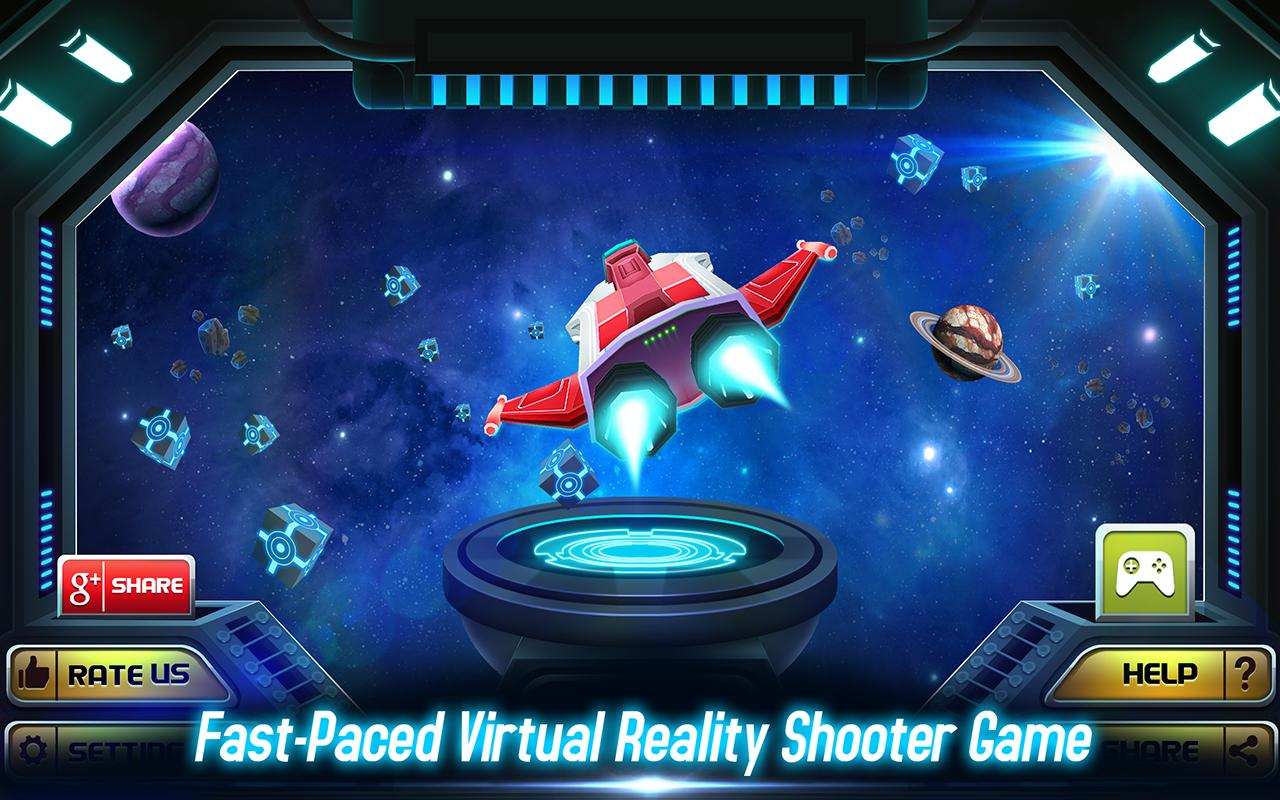 Galaxy Space VR Game for Android - APK Download