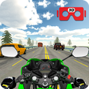 VR Highway Real Traffic Bike Racer 🏁 APK Android