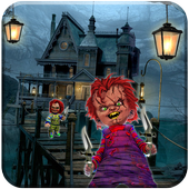 Best Vr Games Horror House Ghost Simulator 2018 icon