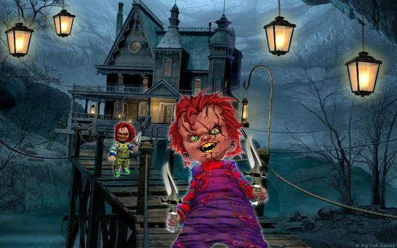 Best Vr Games Horror House Ghost Simulator 2018 screenshot 15
