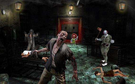 Best Vr Games Horror House Ghost Simulator 2018 screenshot 3