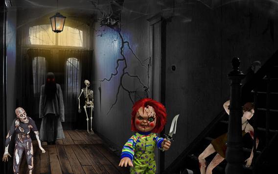 Best Vr Games Horror House Ghost Simulator 2018 screenshot 4