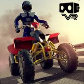 Quad Bike Endless Roadway VR icon