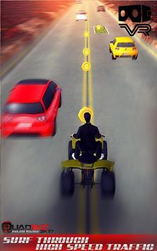 Quad Bike Endless Roadway VR apk screenshot