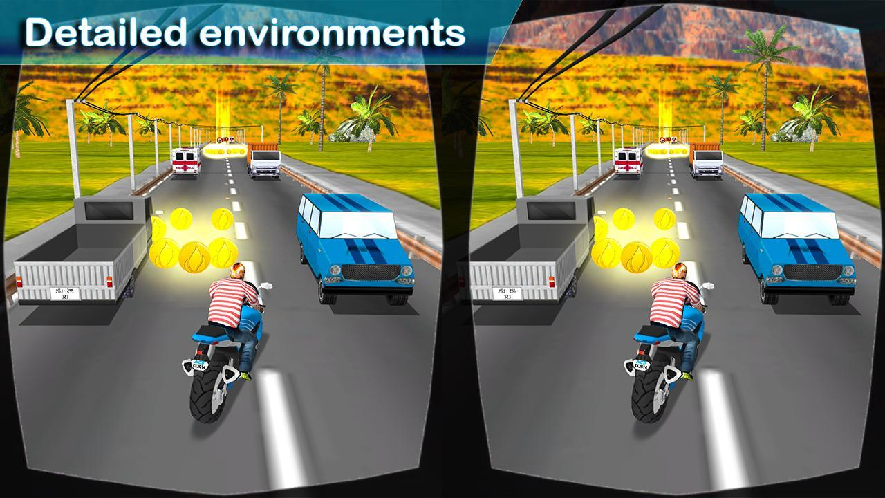 VR Motorbike Racing - Real feel VR games 2017 for Android - APK Download