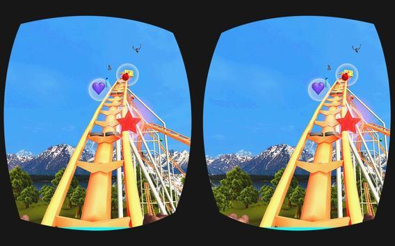 VR Roller Coaster 2017 poster