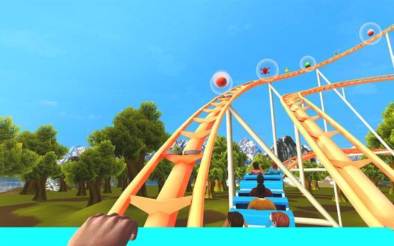 VR Roller Coaster 2017 apk screenshot