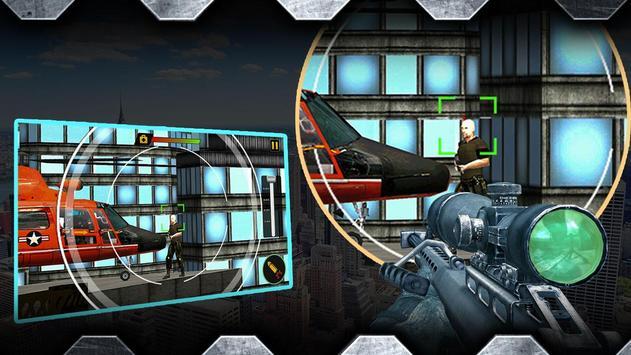 VR Commando City Sniper Strike poster
