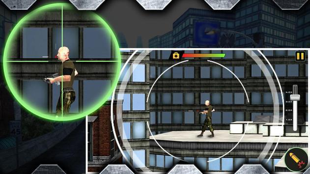 VR Commando City Sniper Strike apk screenshot