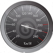 Speed Counter (km/h) icon
