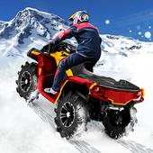 ATV Snow Simulator icon