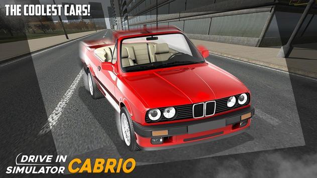 Drive in Cabrio Simulator poster
