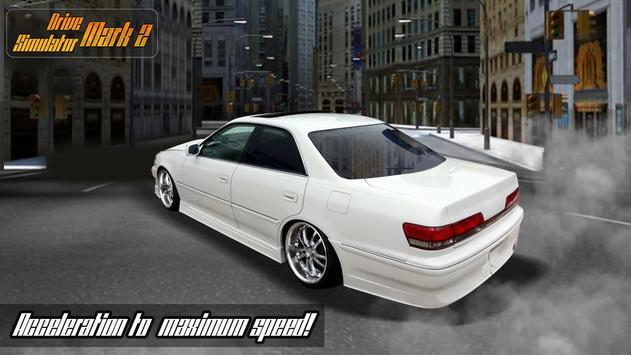 Drive Mark 2 Simulator poster