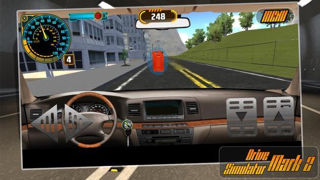 Drive Mark 2 Simulator apk screenshot