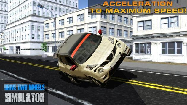 Drive Two Wheels Simulator apk screenshot