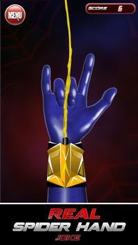 Real Spider Hand Joke poster