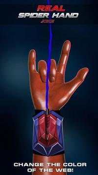Real Spider Hand Joke screenshot 11