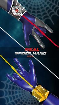 Real Spider Hand Joke screenshot 7