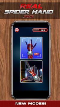 Real Spider Hand Joke screenshot 8