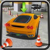 Underground Parking Simulator icon