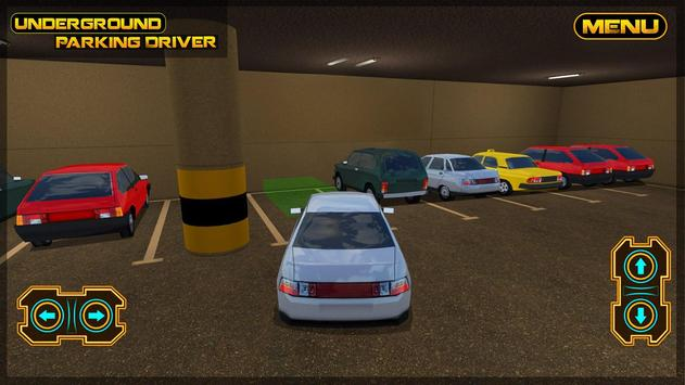 Underground Parking Simulator poster