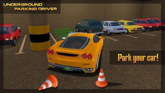 Underground Parking Simulator apk screenshot