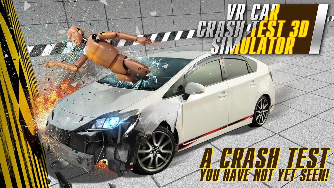 vr car crash test 3d simulator apk download free simulation game for android. Black Bedroom Furniture Sets. Home Design Ideas