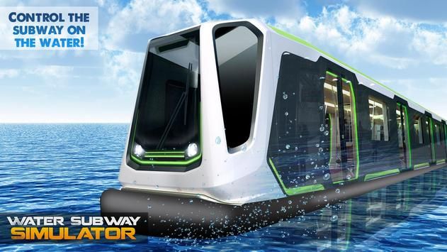 Water Subway Simulator poster