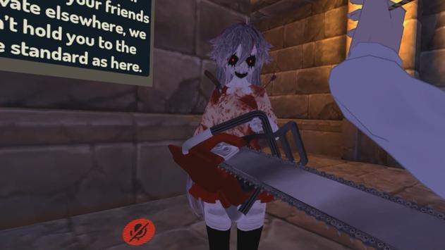 VRChat Game Horror Avatars screenshot 3