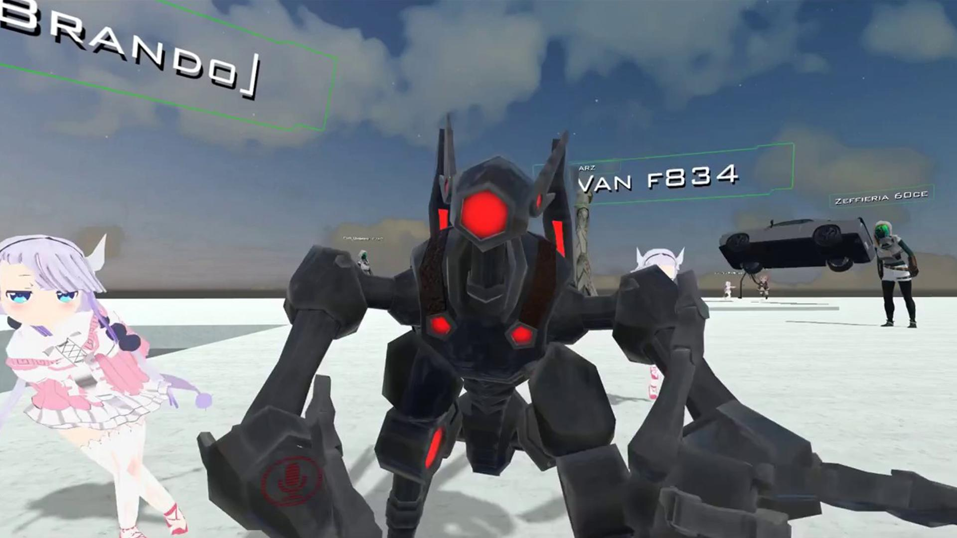 VRChat Robot Avatars for Android - APK Download
