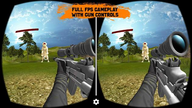 Leopard Hunting VR Shooting screenshot 2