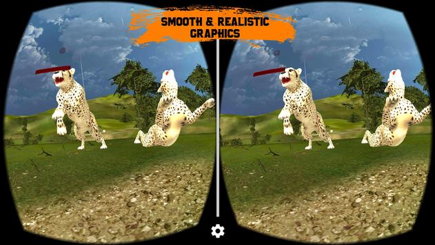 Leopard Hunting VR Shooting screenshot 5