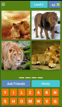 Animal quiz screenshot 2