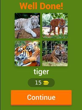 Animal quiz screenshot 7